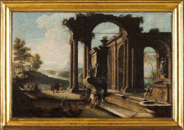 Escola Italiana, séc. XVII/XVIII