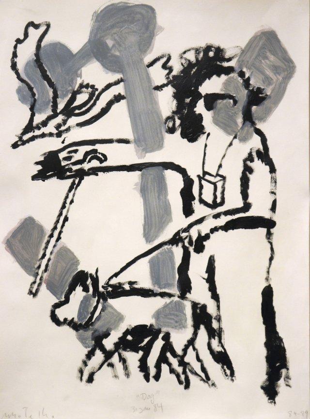 Dog, 1985/89