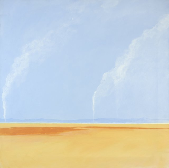 Desertos, 2001