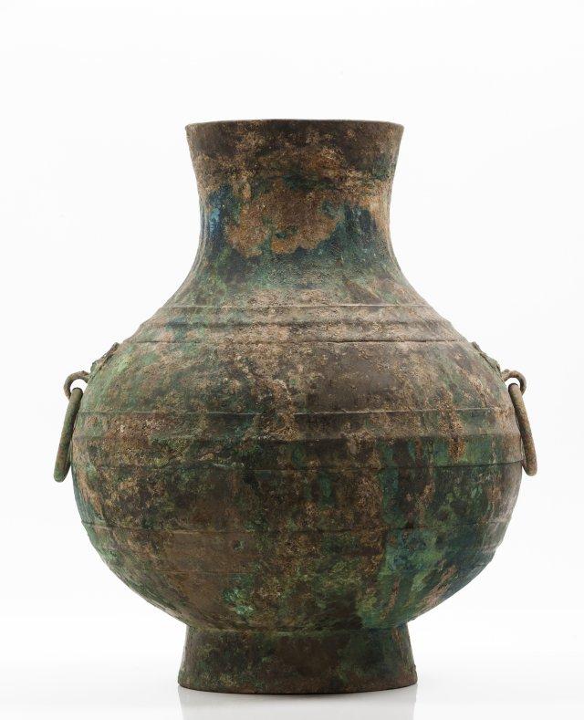 Grande vaso Hu