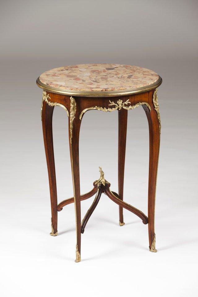 A Louis XV style gueridon