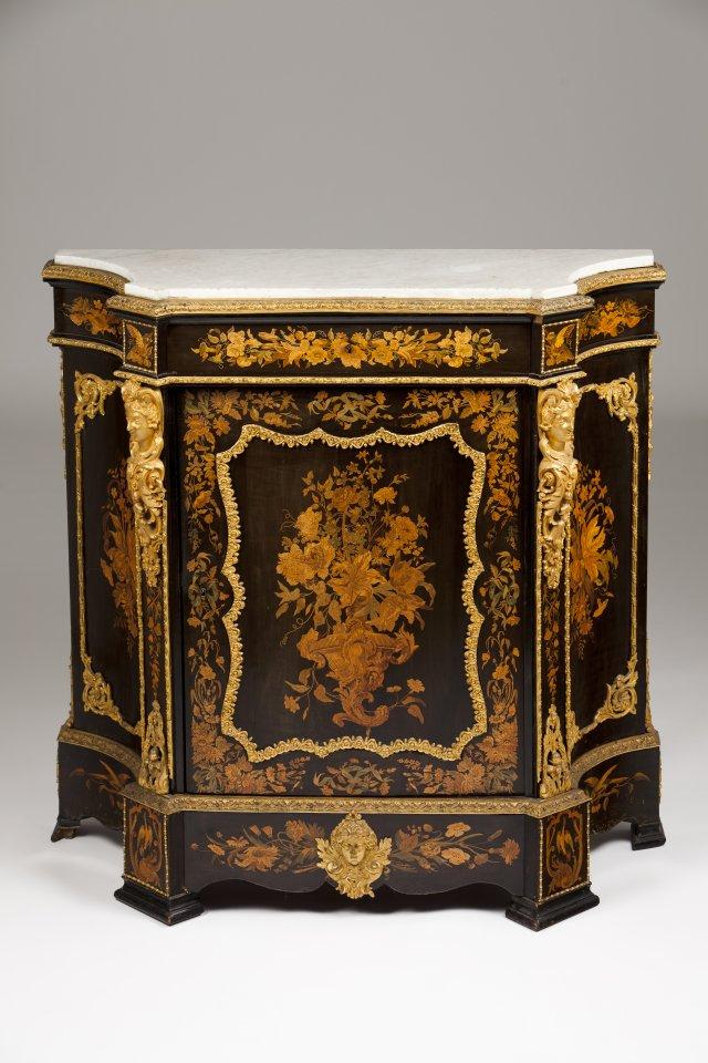 A Napoleon III  low cupboard