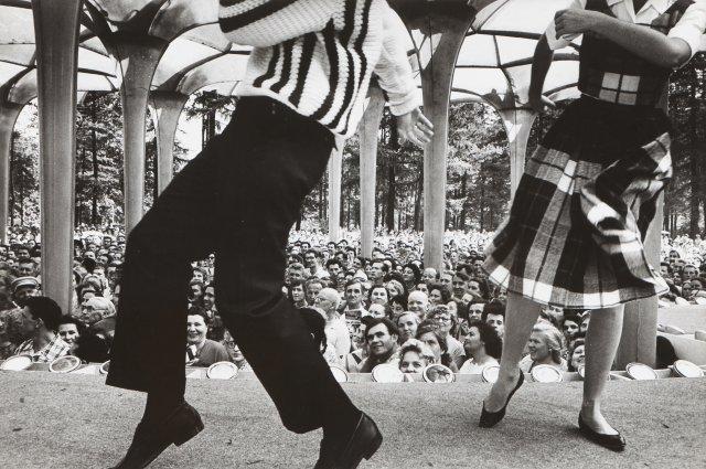 """""""Twist Dancing"""", c. 1960"""