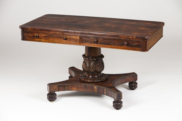 Sofa-table Guilherme IV