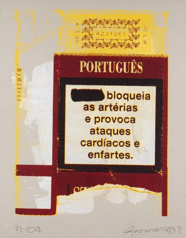 """""""Português Suave I (bloqueia as artérias e provoca ataques cardíacos e enfartes)"""""""