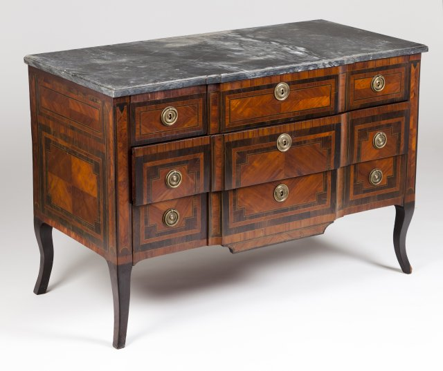 A Louis XVI style commode
