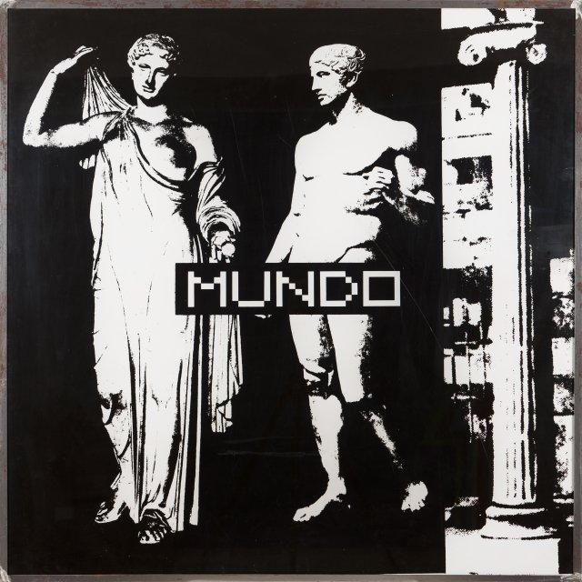 Untitled (Mundo #5), 1988