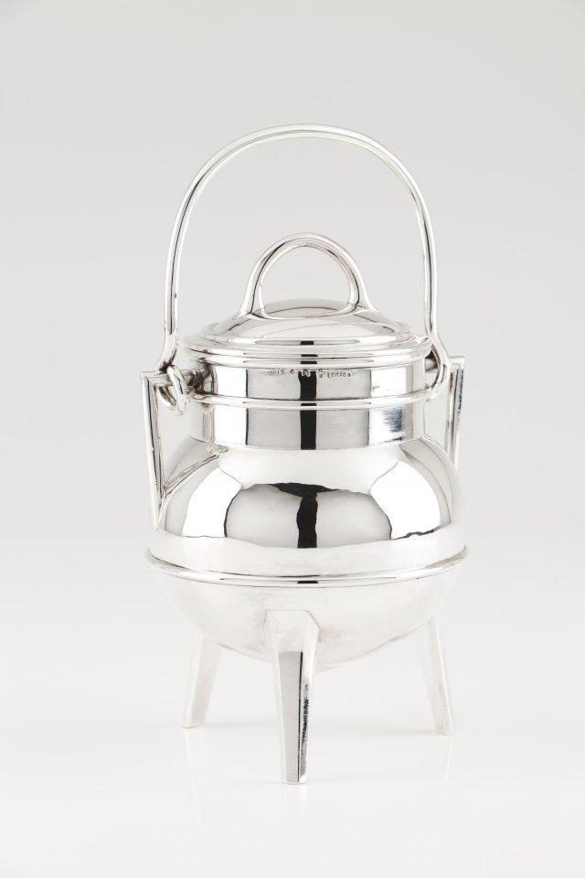 A traditional pot