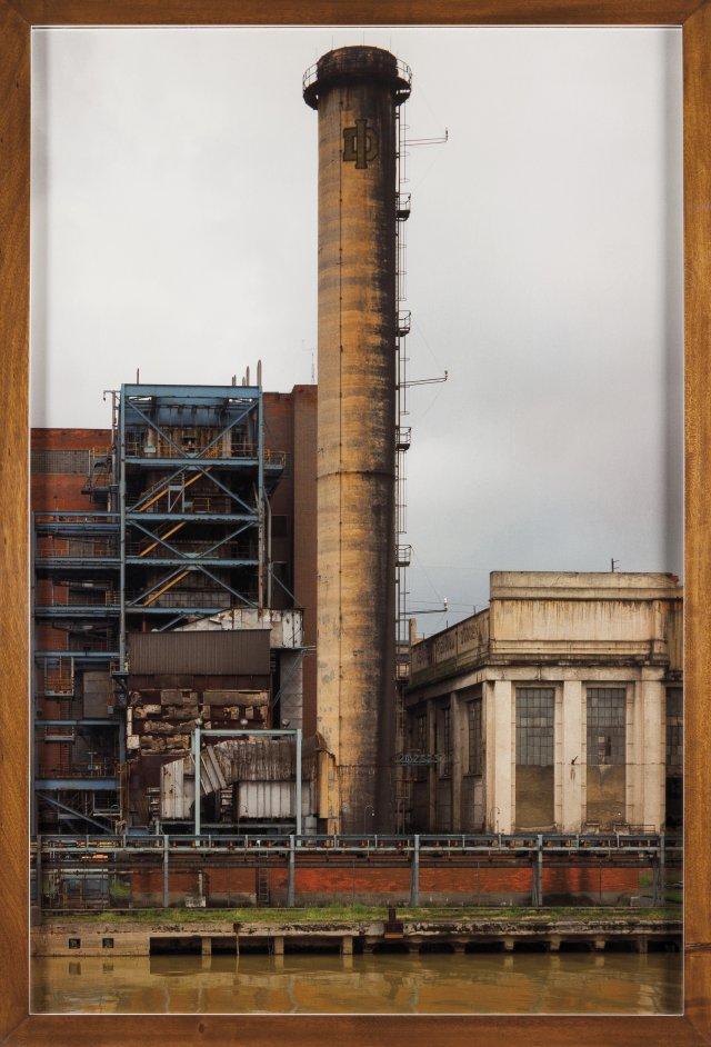 """""""Paisagem, Indústria, Memória (Sestao)"""", 1998"""