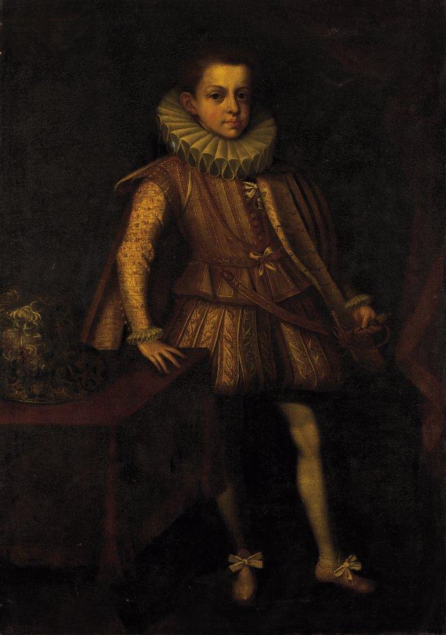 João Carlos de Habsburgo (1605-1619)