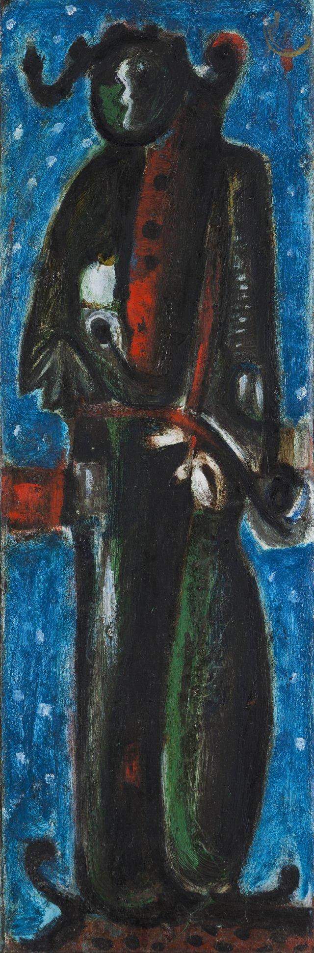 """""""Pierrot"""", 1986"""