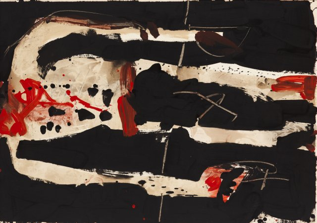 """""""Figura Caída"""", c. 1965"""