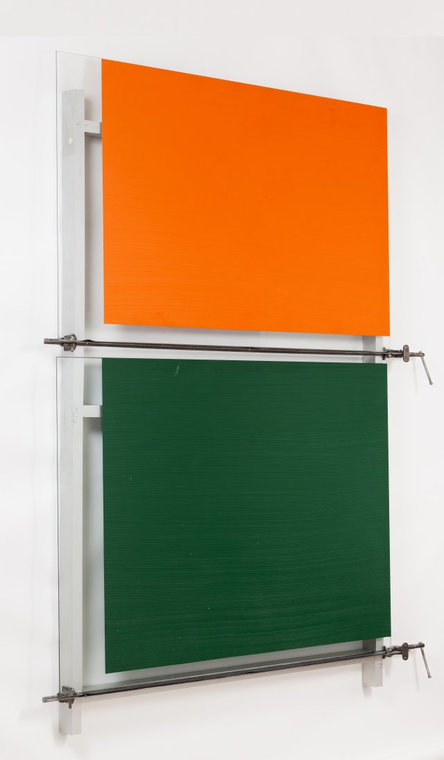 """""""One and another color #3"""", 2000"""