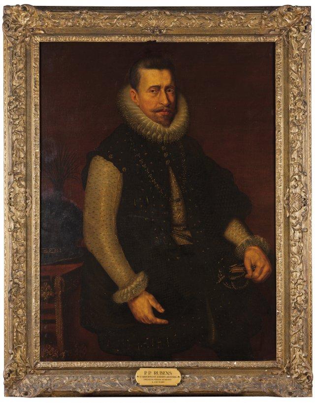 Seguidor de Peter Paul Rubens (1577-1640)