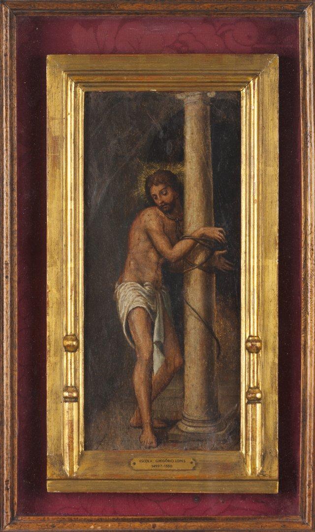 Cristo atado à coluna