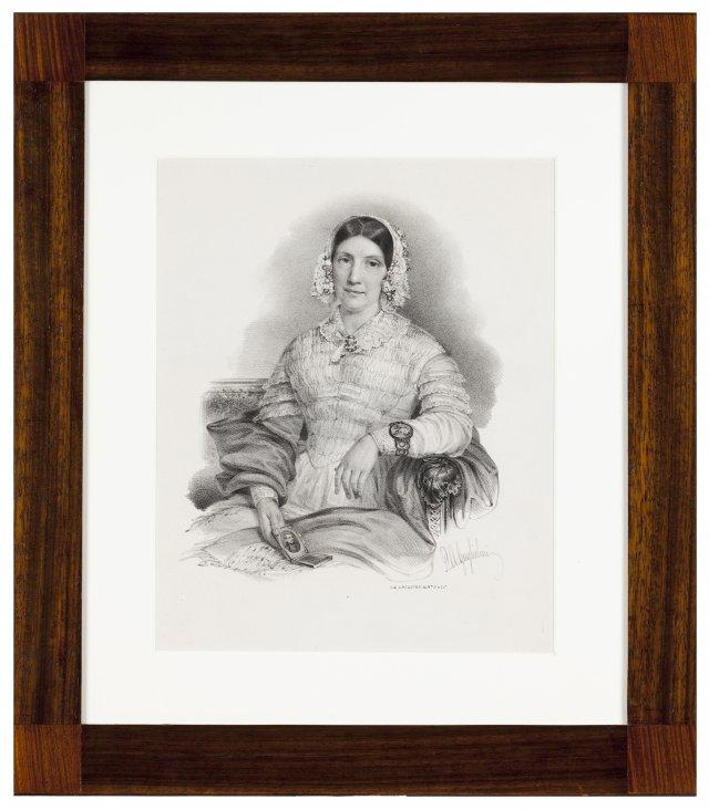 D. Eugénia Francisca Xavier Teles da Gama, first Duchess of Palmela (1798-1848)