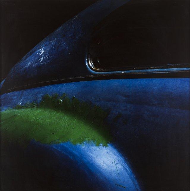 """""""Verde en el azul"""""""
