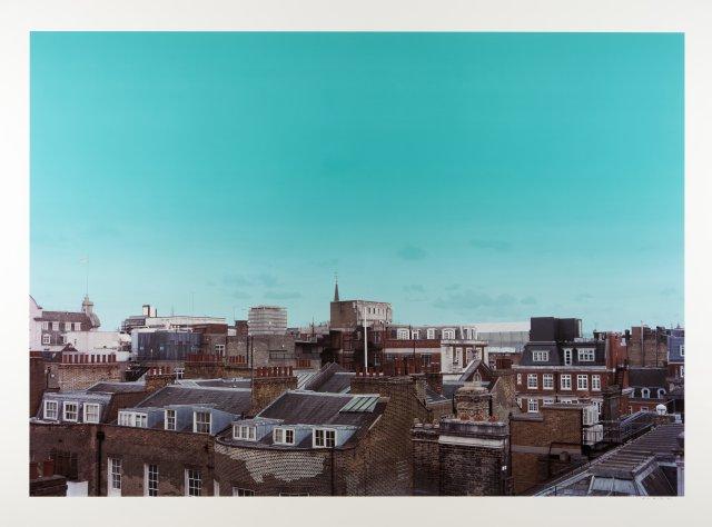 """True Stories London Green"", 2016"