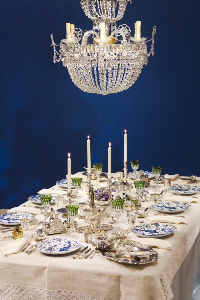 L' Art de la Table – La Collection de Jean-François Le Dû