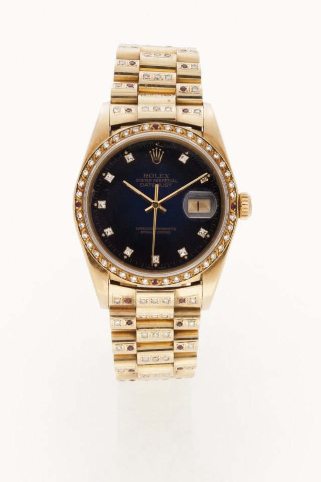 ROLEX OYSTER DATEJUST
