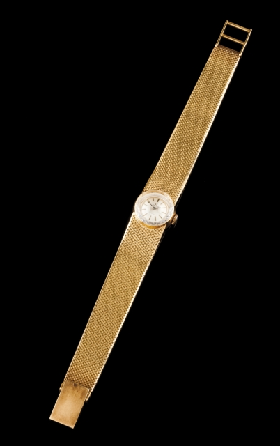 [Auction 73] Lot 29 – A wristwatch, OMEGA DeVILLE