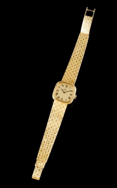 [Auction 73] Lot 31 – A wristwatch, OMEGA