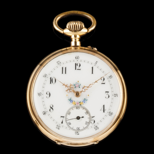 [Auction 73] Lot 33 – A pocket watch, PHILIPPE & Cie.
