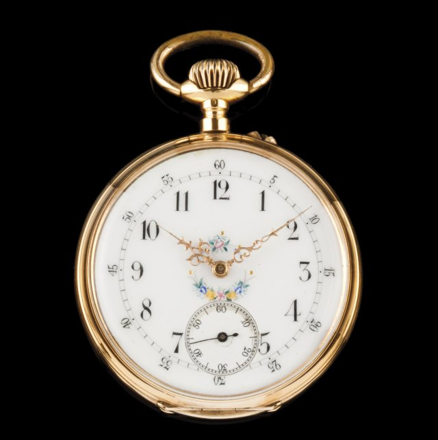 A pocket watch, PHILIPPE & Cie.