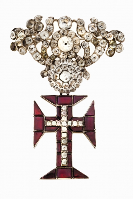 [Auction 73] Lot 43 – A commander's cross of the Order of Christ