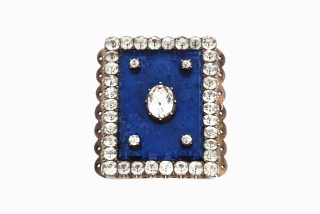 [Auction 73] Lot 44 – A seven strand necklace/ bracelet clasp