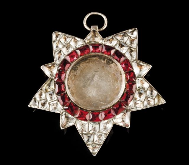 [Auction 73] Lot 48 – A Masonic pendant/ brooch