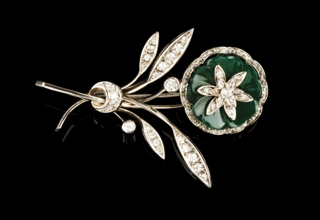 [Auction 73] Lot 55 – A brooch