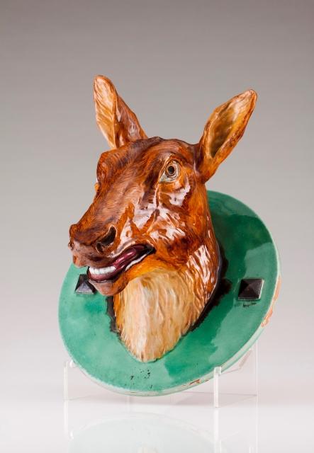 [Auction 72] Lot 22 – Deer's head