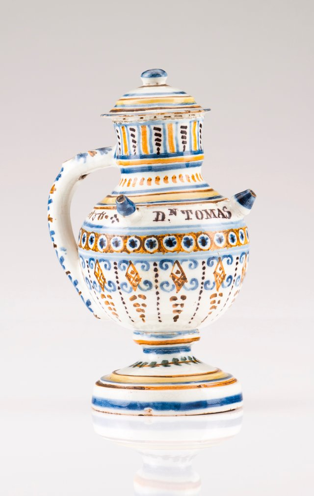 A traditional ewer