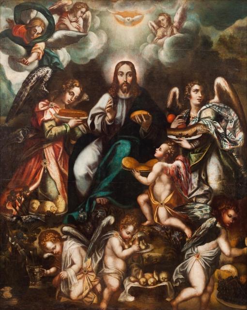 [Auction 72] Lot 33 – Spanish School of the 17th century