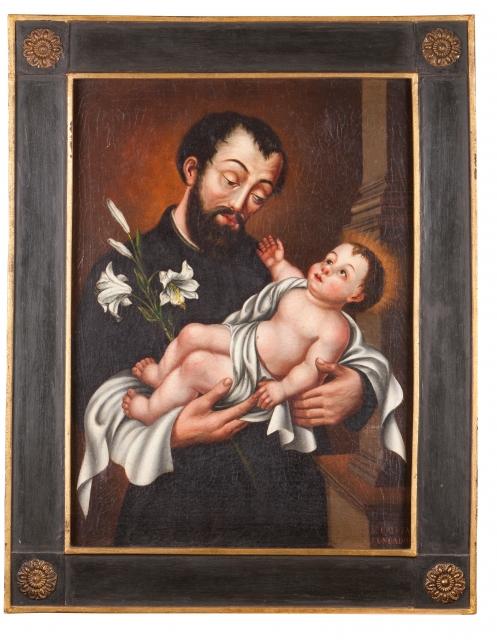 [Auction 72] Lot 36 – Spanish school of the 18th century