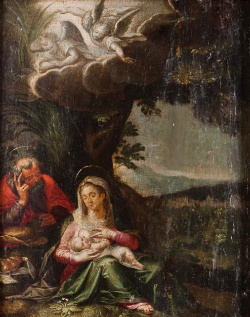 [Auction 72] Lot 38 – Flemish school of the 17th century