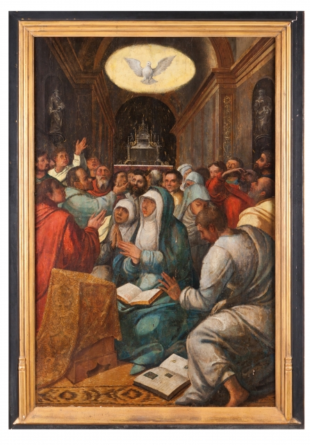 [Auction 72] Lot 42 – Pentecost