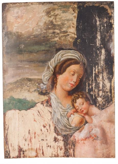 [Auction 72] Lot 45 – Flemish school of the 18th century