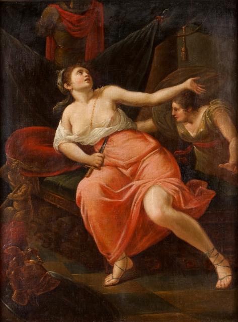 [Auction 72] Lot 48 – Mythological scene