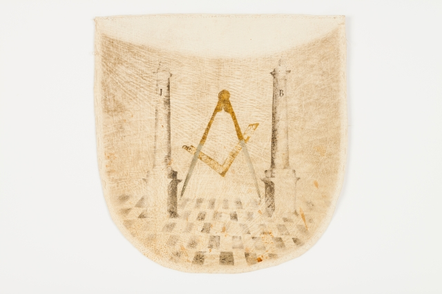 [Auction 72] Lot 57 – Master's masonic apron